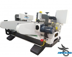 máy cắt gỗ 2 đầu tự động