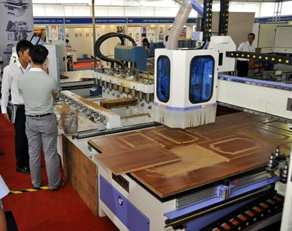 máy gia công gỗ là gì