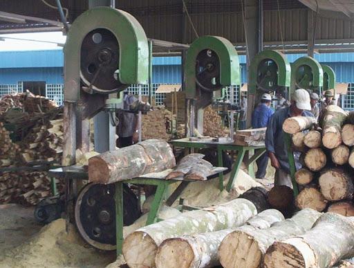 giá máy xẻ gỗ