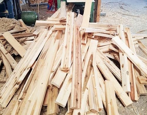 quy trình sản xuất pallet gỗ tại Bình Nguyên
