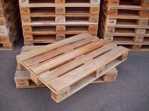 các quy trình sản xuất pallet gỗ